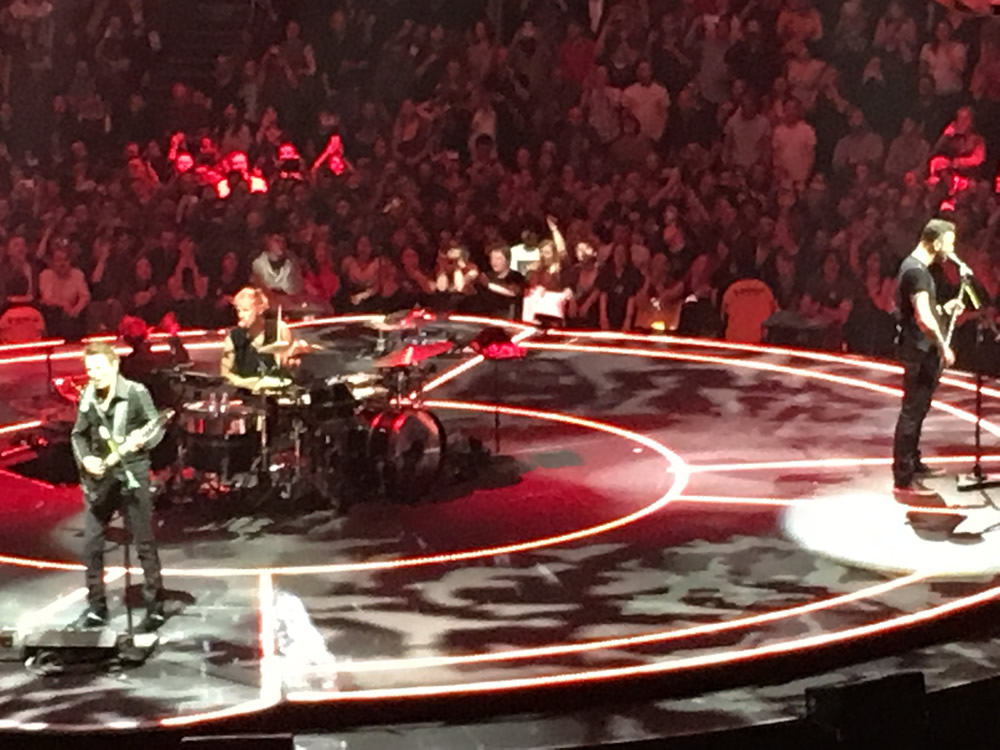Muse - Manchester Arena 3
